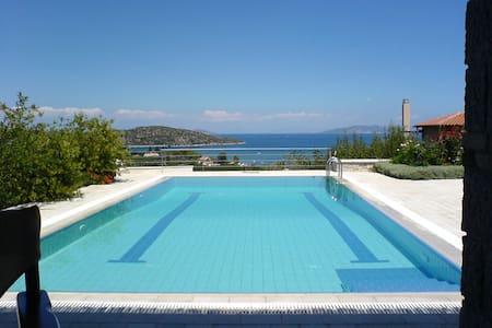 Villa-Ancient Epidavros - Panagia
