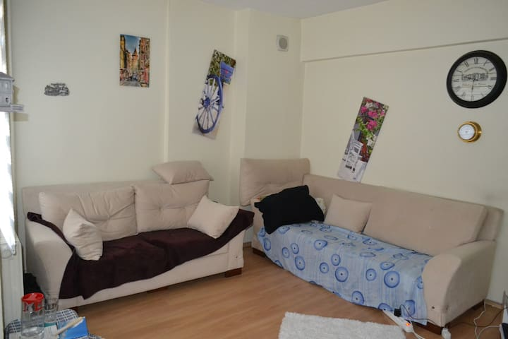 Good Room for travellers - Maltepe - Appartement