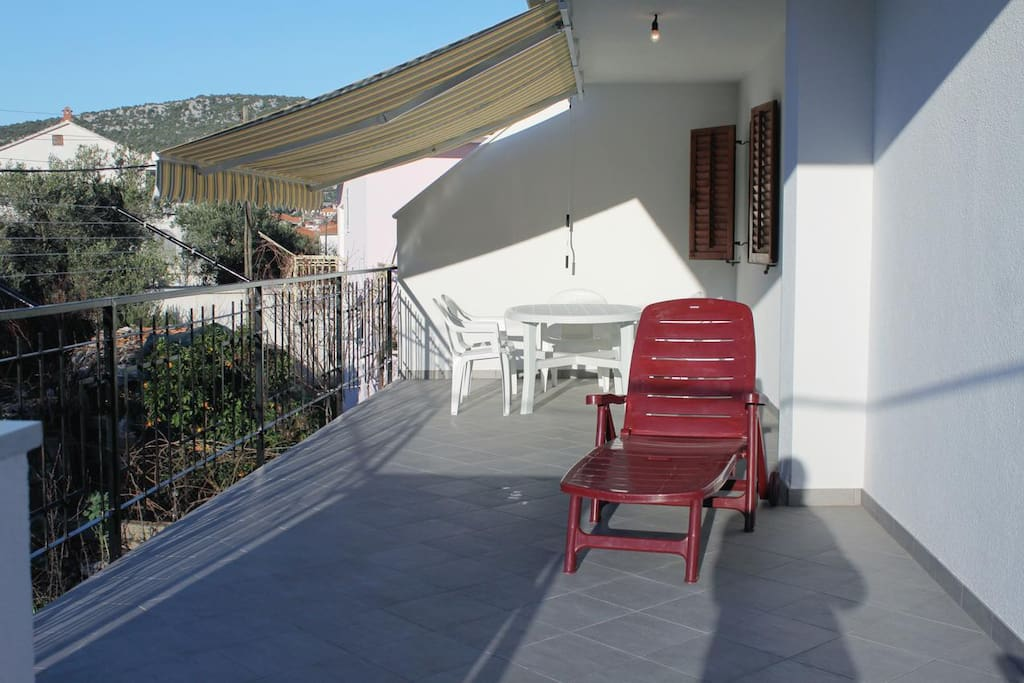 Terrace, Surface: 28 m²