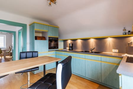 Appartement familial au calme près Colmar - Sundhoffen