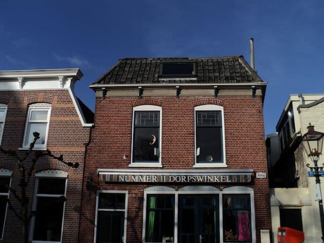 Huis aan Zeeuwse dorpsring
