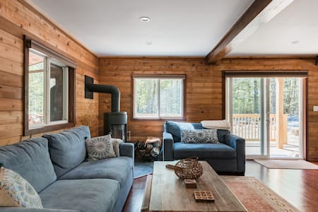 Chalet Near The Town Of Windham