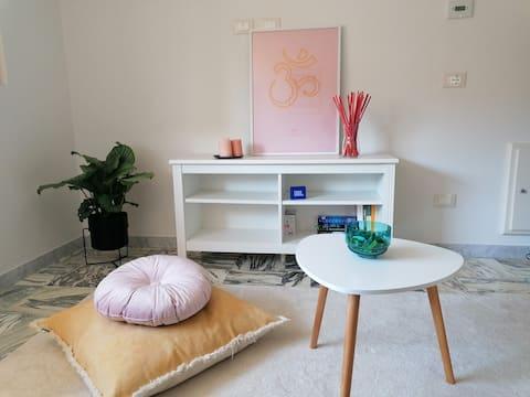 Casa-studio in pieno centro: Cagli