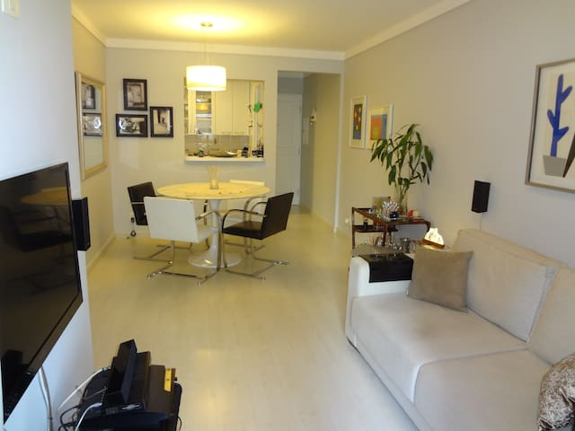 Sharing charmy appartment Pinheiros - 聖保羅 - 公寓