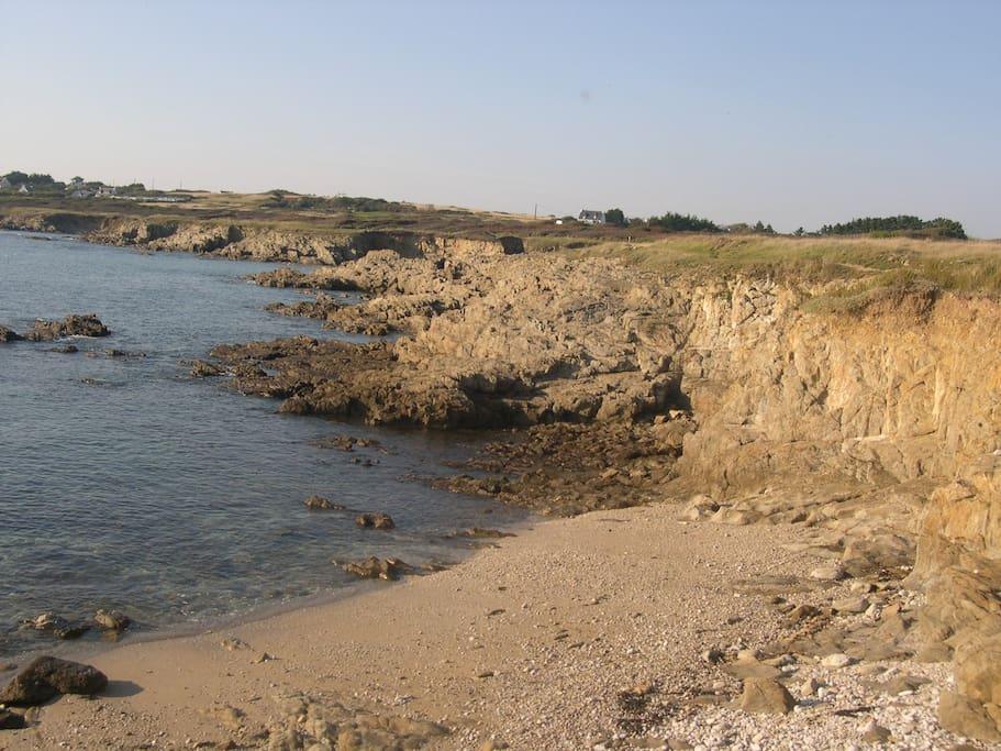 La petite plage