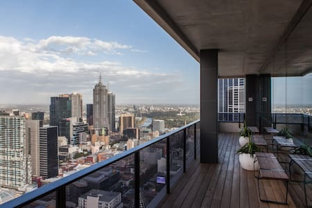 Amazing Sky Lounge 2 Melbourne CBD