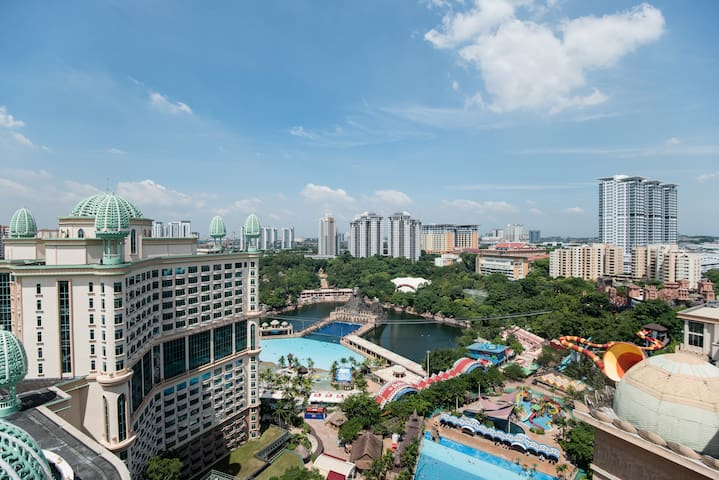 Pyramid Tower East Studio Suites - Petaling Jaya - Appartement