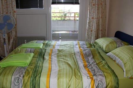 A cozy room close to city center - Liubliana