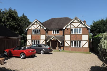 Idyllic base close to London - Little Chalfont - 住宿加早餐