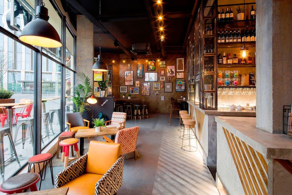 Fotografija – Leadbelly's Bar & Kitchen