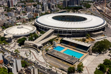 Olympic Games 2016 Apartment