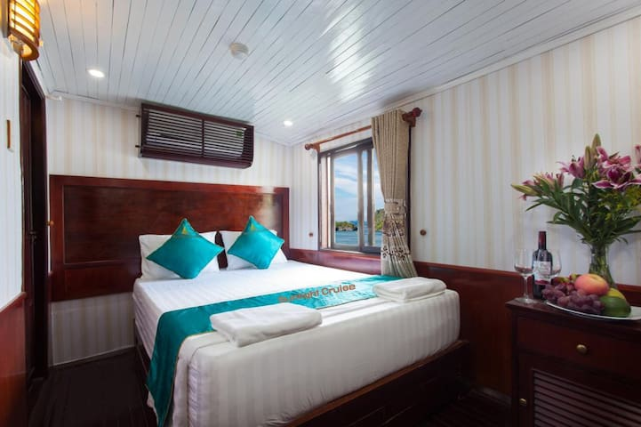 Ha long bay Sunlight Boutique Single 2Days 1Night