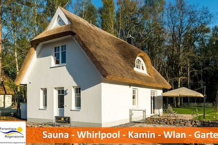 Ferienhaus Rügensonne Glowe - Rügen - Glowe