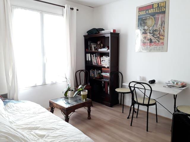 Cosy Apartment in Paris