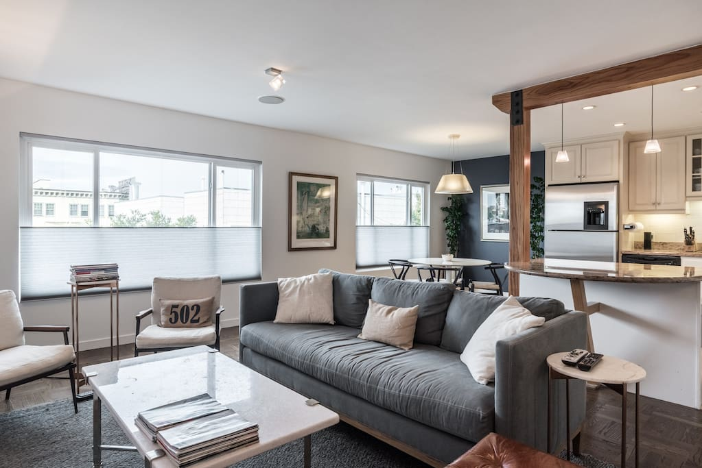2 Bedroom Marina Apartment With Golden Gate View Apartments For Rent In San Francisco