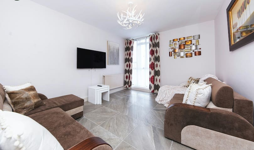 Modern 1 Bedroom Apartment In Central London