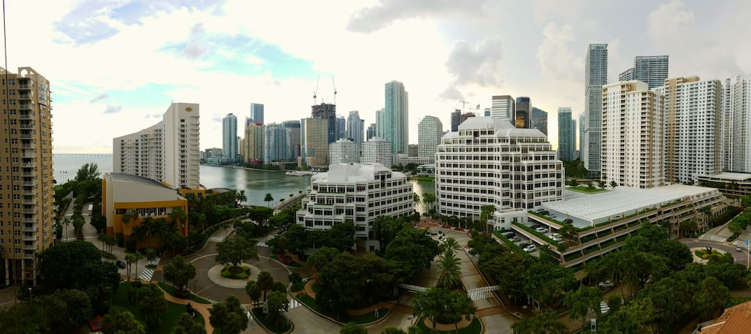 Amazing view Studio Apartment!!! - Miami - Apartament
