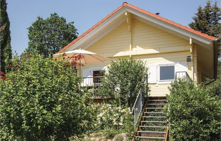 Holiday cottage with 1 bedroom on 58m² in Schwarz
