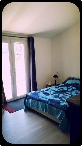 Gite des écuries D'Eole - Cornillon-Confoux - Apartment