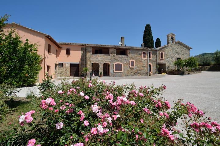 Belvedere di Villa Santa Maria - Deruta - Casa de campo