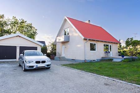 Brand new renovated house - Furulund - Haus