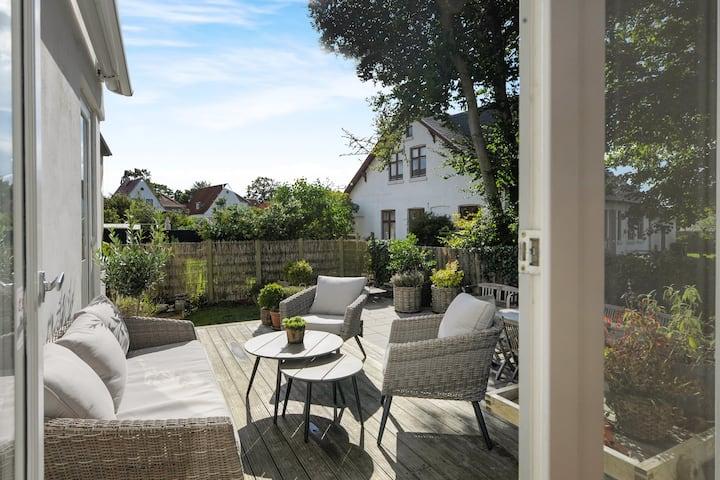 Aalborg hus med dejlig have