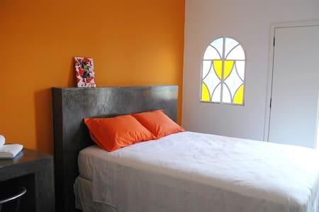 Orange Room - Abbey of Design -