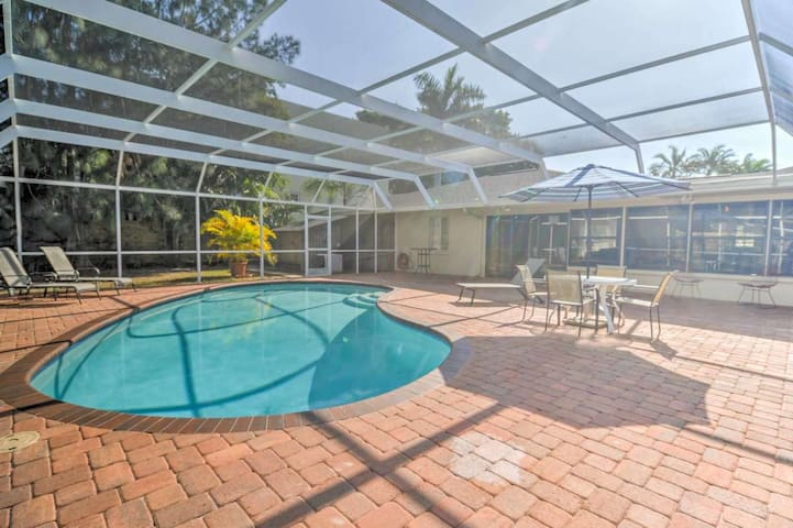 Your home away from Home! - Sarasota - 3/2 Pool