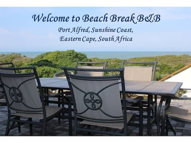 Beach Break Luxury Suite B&B - ideal for couples