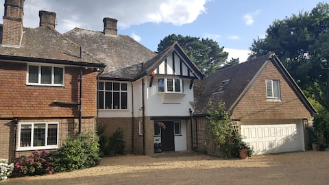Self contained quiet studio/fab WIFI  - Lindfield