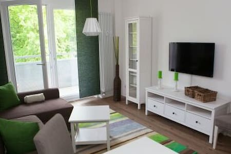 Toll gelegene, neu sanierte Wohnung - Chemnitz - 公寓