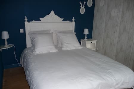 "Chambre double ""Chez Valentine"" - Bed & Breakfast"