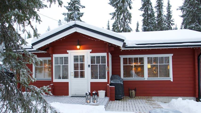 Rukan Lumilinna - Kuusamo - Casa