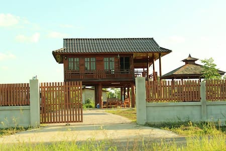 Railway Thai Home (Aree's House) - Lampang - Talo