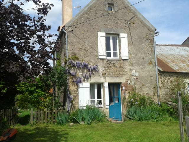 Maison au cœur de la Bourgogne - Époisses - Casa