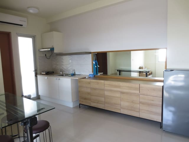 Homy affordable apartment