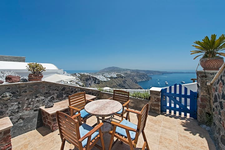 Adam & Eve villa-Spectacular views - Imerovigli - Maison