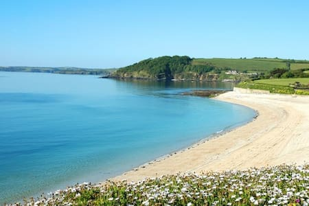 Stunning Sea View Apartment - Falmouth - Apartamento