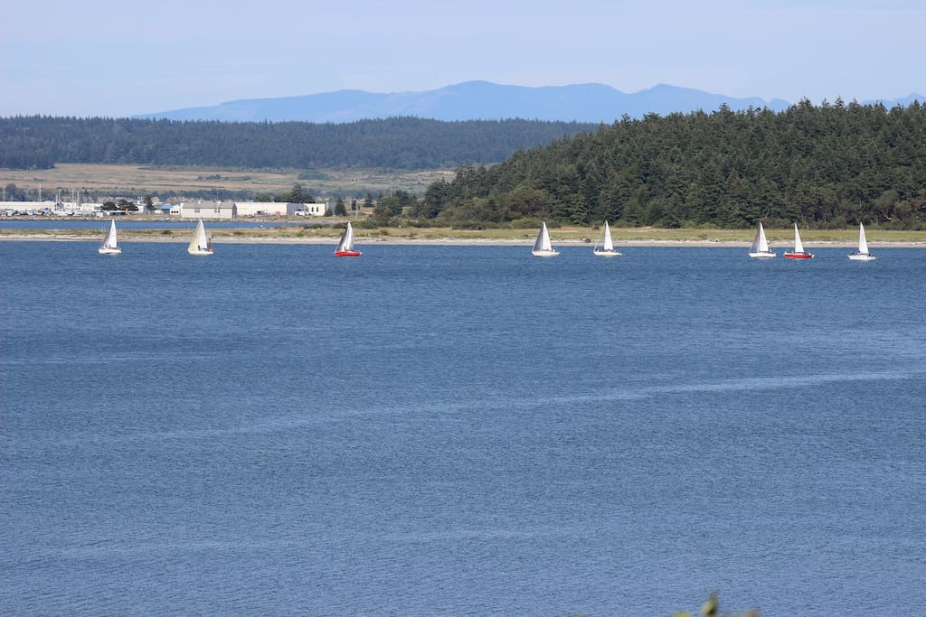 Boats in Bay