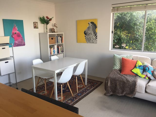 Centennial Park Apartment