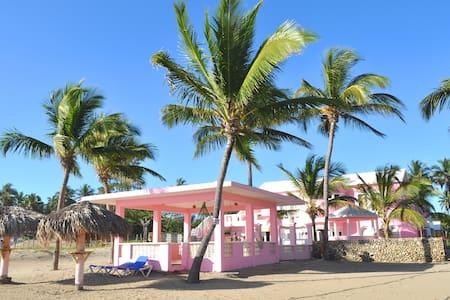 Villa Flamingo; Oceanfront Pool - Cabarete