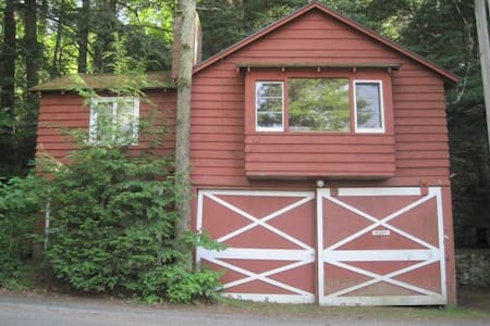 Lake Buel 1 BR Lakeview Cottage - New Marlborough - Kisház