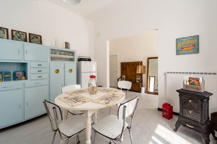 Liguria/Genoa - big home 2-7 people - Rossiglione - Apartemen