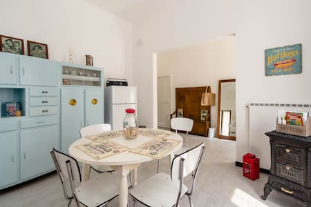 Liguria/Genoa - big home 2-7 people - Rossiglione - Huoneisto