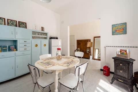 Liguria/Genoa - big home 2-7 people