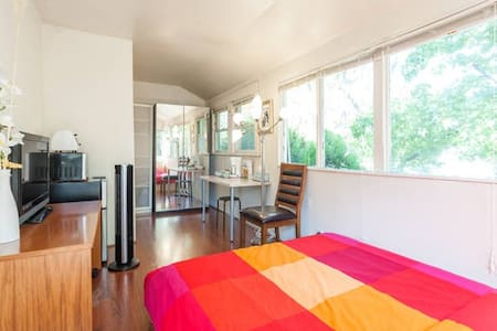 S Pasadena Studio Near Metro - South Pasadena - Talo
