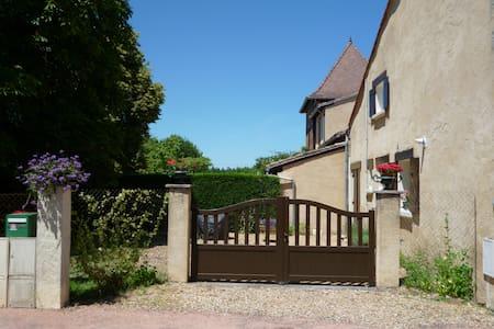 LES SUREAUX- LE GITE 3 étoiles par CDT24 - Le Pizou - House