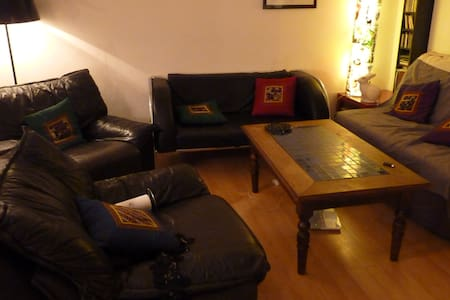 SUNNY SPACIOUS APARTEMENT CENTER - Rennes - Apartament