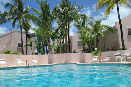 Treasure Cay, Abaco condo incredibly situated