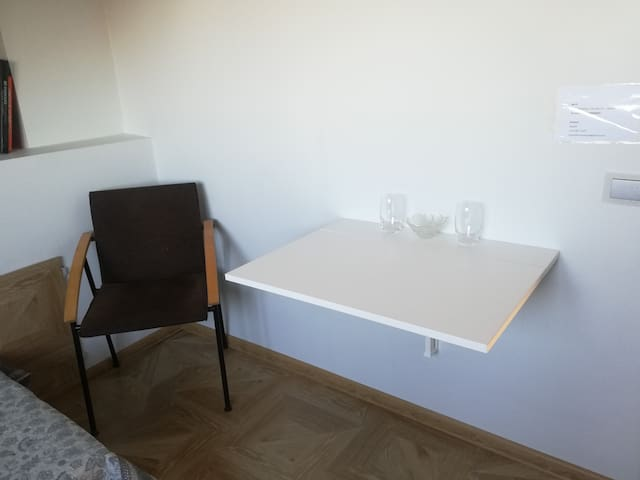 Bedroom Nr1  (2 single or 1 dowble beds)
